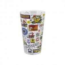 Стакан Mario Kart Glass (Paladone), 102109, Аксессуары