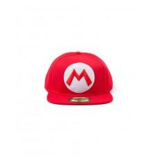 Кепка Mario Logo Snapback Cap (..