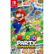 Mario Party Superstars (Switch), ,