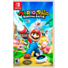 Mario & Rabbids Kingdom Battle (Switch), 220628, Приключения/Экшн