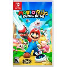 Mario & Rabbids Kingdom Battle (Switch), 220628, Приключения/Экшн
