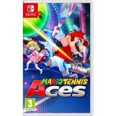 Mario Tennis Aces (Switch, русская версия), 221356, Спорт