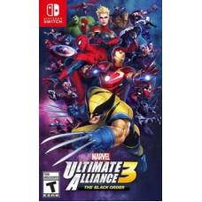 Marvel Ultimate Alliance 3 The Black Order (Switch), 223670, Приключения/Экшн