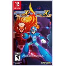 Mega Man X Legacy Collection 1+2 (Switch), Nintendo Switch, Приключения/Экшн