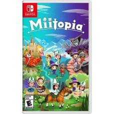Miitopia (Switch), 102749, Приключения/Экшн