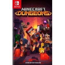 Minecraft Dungeons (Switch, рус..