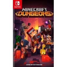 Minecraft Dungeons (Switch, русские субтитры), ,