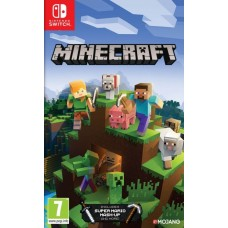 Minecraft Nintendo Switch Editi..