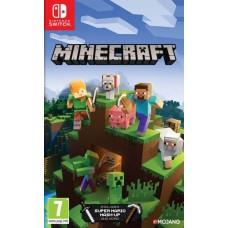 Minecraft Nintendo Switch Edition (Switch, русская версия), 221397, Приключения/Экшн