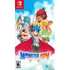 Monster Boy and the Cursed Kingdom (Switch), 222851, Nintendo