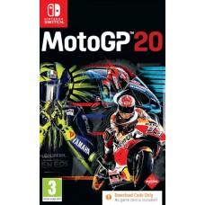 MotoGP 20 (Switch), 225984, Спорт