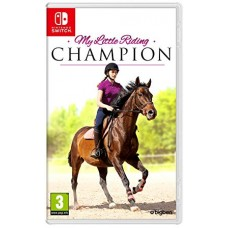 My Little Riding Champion (Switch, русская версия), , Приключения/Экшн