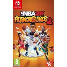 NBA 2K Playgrounds 2 (Switch), 222684, Спорт
