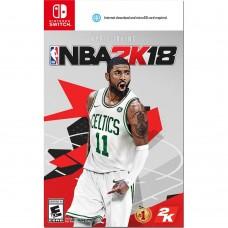 NBA 2K18 (Switch), , Nintendo