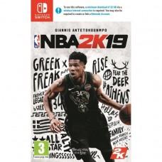 NBA 2K19 (Switch), 222634, Nintendo