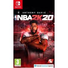 NBA 2K20 (Switch), 224230, Nintendo