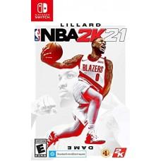 NBA 2K21 (Switch), ,