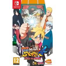 Naruto Shippuden Ultimate Ninja Storm 4 Road to Boruto (Switch, русские субтитры), 226246, Приключения/Экшн