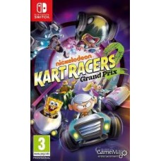 Nickelodeon Kart Racers 2 Gran Prix (Switch), ,