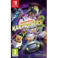 Nickelodeon Kart Racers 2 Gran Prix (Switch), ,