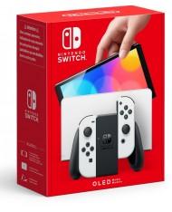 Игровая консоль Nintendo Switch OLED White Set (Switch, белый)
