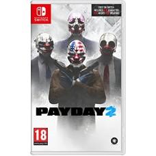 Payday 2 (Switch), 219624, Шутеры