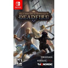 Pillars of Eternity II Deadfire (Switch), ,
