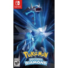 Pokemon Brilliant Diamond (Switch), ,
