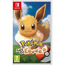 Pokemon Lets Go Eevee (Switch), 222381, Приключения/Экшн