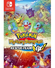 Pokemon Mystery Dungeon Rescue Team DX (Switch)