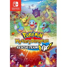 Pokemon Mystery Dungeon Rescue ..
