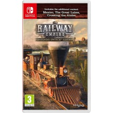 Railway Empire (Switch, русская версия), ,