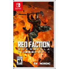 Red Faction Guerrilla Re-Mars-tered (Switch, русские субтитры), 225403, Приключения/Экшн