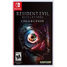 Resident Evil Revelations Collection (Switch, русские субтитры), 220697, Хоррор/ужастики