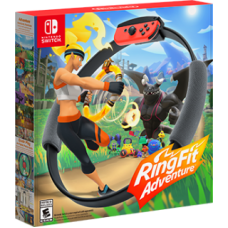 Ring Fit Adventure (Switch), 225377, Спорт