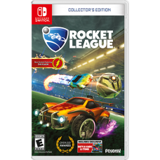 Rocket League Collectors Edition (Switch, русские субтитры), 222474, Nintendo
