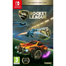 Rocket League Ultimate Edition (Switch, русские субтитры), , Nintendo