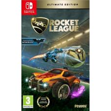 Rocket League Ultimate Edition (Switch, русские субтитры), , Nintendo