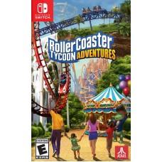 RollerCoaster Tycoon Adventures (Switch), 222706, Приключения/Экшн