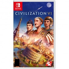 Sid Meiers Civilization VI (Switch), 222685, Другие