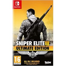 Sniper Elite 3 Ultimate Edition (Switch, русская версия), 223726, Приключения/Экшн