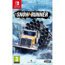SnowRunner (Switch), 103380, Гонки