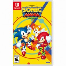 Sonic Mania Plus (Switch)..