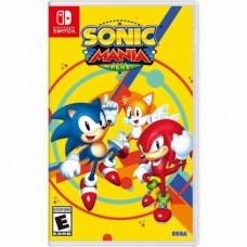 Sonic Mania Plus (Switch), 221217, Nintendo