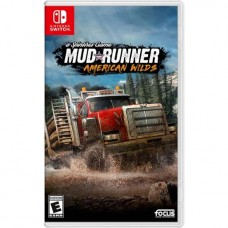 Spintires MudRunner American Wilds Edition (Switch, рус субтитры), 222054, Гонки