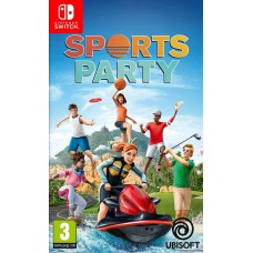 Sports Party (Switch), 223090, Спорт