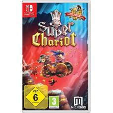 Super Chariot (Switch, русская версия), 221328, Приключения/Экшн