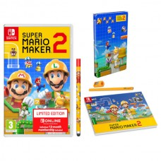 Super Mario Maker 2 Limited Edition (Switch, русская версия), 223957, Другие