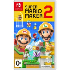 Super Mario Maker 2 (Switch, ру..