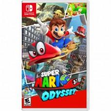 Super Mario Odyssey (Switch, русская версия), 1014272, Приключения/Экшн
